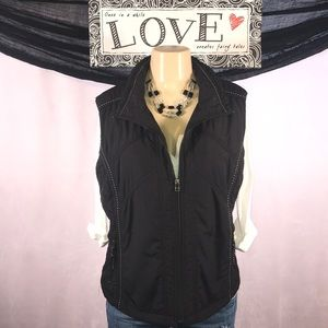 Coldwater Creek Vest Size XL 💕